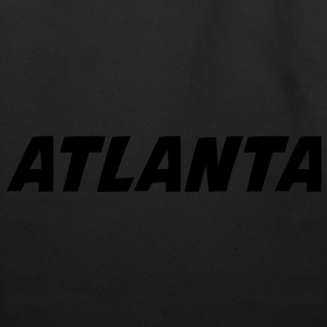 ATLANTA Hoodies - Eco-Friendly Cotton Tote
