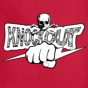 Knockout Fighter Hoodies - Adjustable Apron