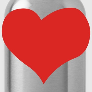 Heart of gold - Water Bottle