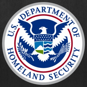Homeland Security Logo - Tote Bag