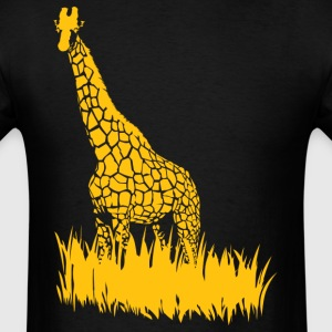 G is for Giraffe - Men's T-Shirt