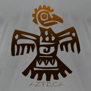 AZTECA - Bird Spirit - Men's T-Shirt by American Apparel