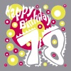 Happy Birthday 18 Years - Women's V-Neck T-Shirt