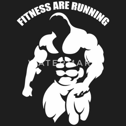 Bodybuilder Gym Fitness T Shirt Design For Fitness Unisex Two Tone