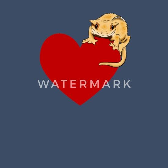 I Love Heart Geckos Sweatshirt