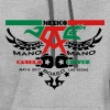 BOXING Canelo / Chavez Jr - Contrast Hoodie