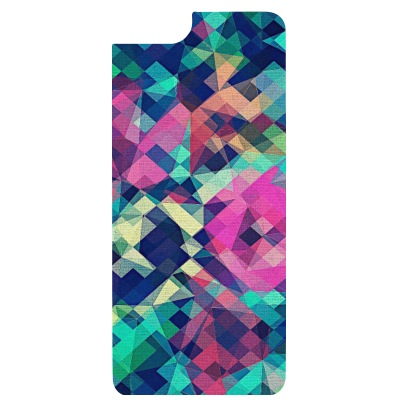 Abstract Rose (Colorful Pattern) Art - Phone Case