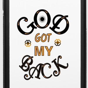 God got my back - iPhone 6/6s Rubber Case