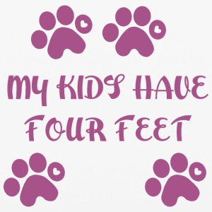My Kids Have Four Feet - iPhone 6/6s Rubber Case
