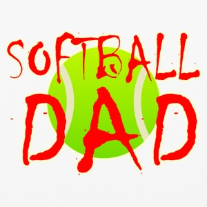 Softball Dad - iPhone 6/6s Rubber Case