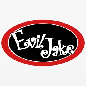 Evil Jake Logo - iPhone 6/6s Rubber Case