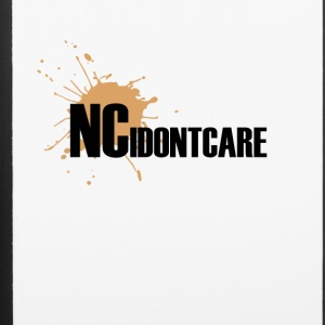 NC IDONTCARE - iPhone 6/6s Rubber Case