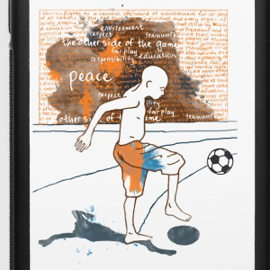 I love Football - iPhone 6/6s Rubber Case