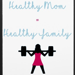 healthy mom - iPhone 6/6s Rubber Case