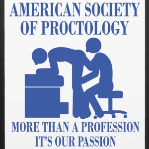 AMERICAN SOCIETY OF PROCTOLOGY - iPhone 6/6s Rubber Case