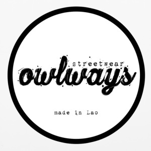 Owlways LOGO - iPhone 6/6s Rubber Case