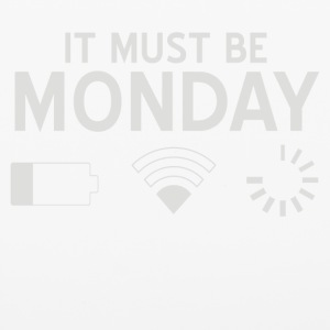 Must be Monday - iPhone 6/6s Rubber Case