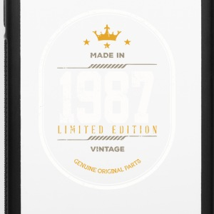 Made In 1987 Limited Edition Vintage - iPhone 6/6s Rubber Case