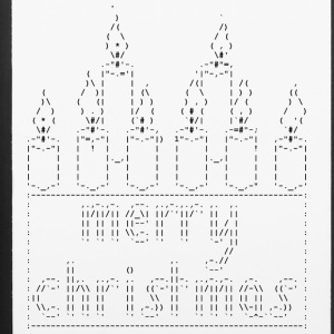 Isle of Ascii Candles - iPhone 6/6s Rubber Case