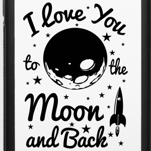 I Love You To The Moon - iPhone 6/6s Rubber Case