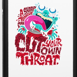 A Sharp Tongue Can Cut Your Own Throat - iPhone 6/6s Rubber Case