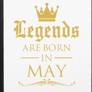 legend may - iPhone 6/6s Rubber Case