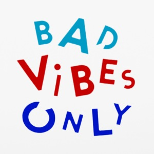 bad vibes - iPhone 6/6s Rubber Case