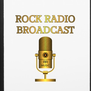Rock Radio Broadcast Gold - iPhone 6/6s Rubber Case