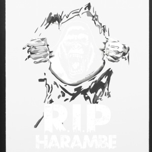 RIP Harambe - iPhone 6/6s Rubber Case