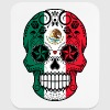 Mexican Sugar Skull - Mouse pad Vertical