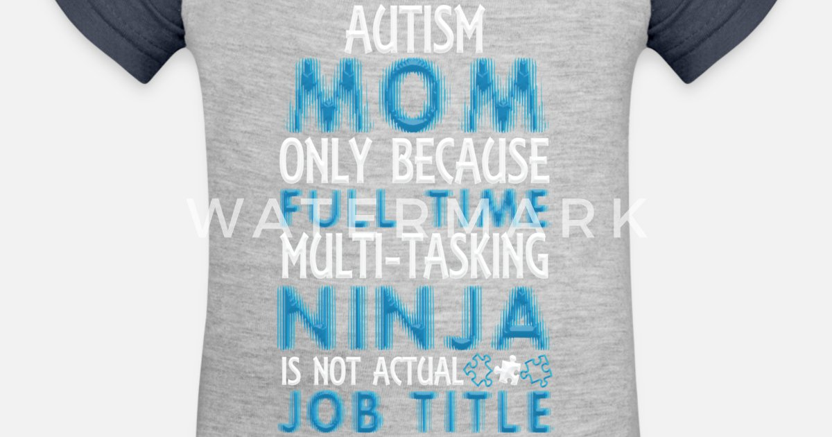 4bc76398418 Funny Autism Awareness Shirt Autism Mom by