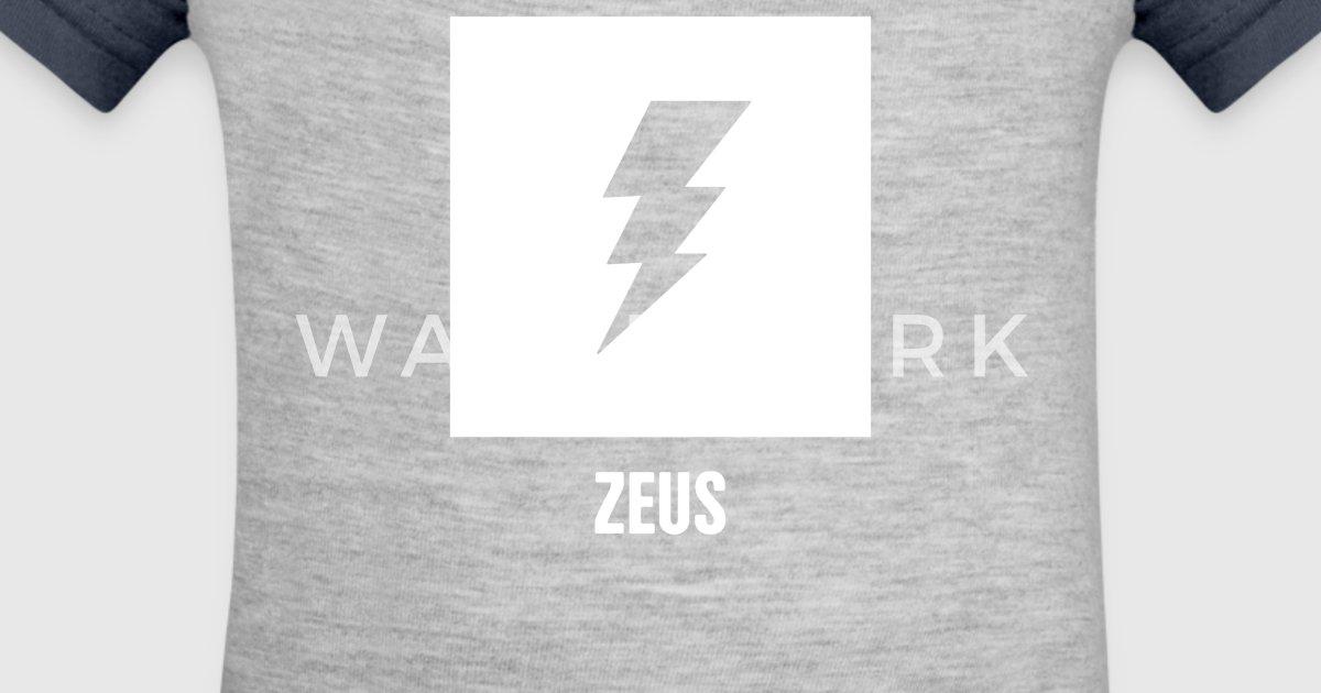 Zeus Greek Mythology God Symbol By Spreadshirt