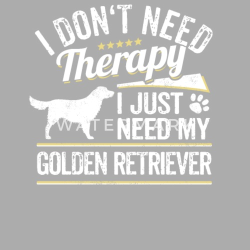 Golden Retriever Dog Owner Cool Dog Gift Idea By Easyteezy Spreadshirt