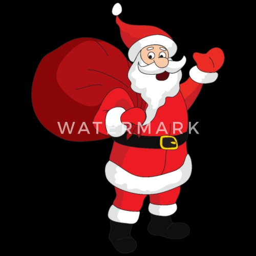 Funny Santa Claus Xmas Merry Christmas by For More Designs Click ...