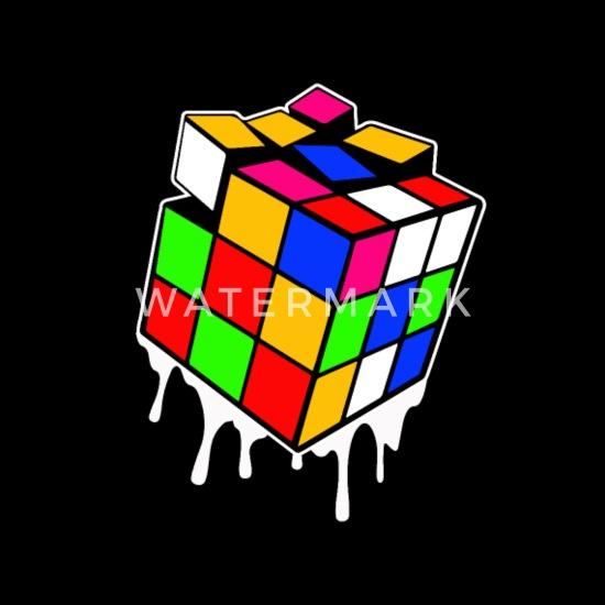 Rubik S Cube Toy Trucker Cap Spreadshirt