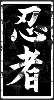 ninjutsu kanji