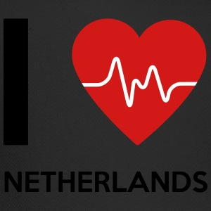 I Love Netherlands - Trucker Cap
