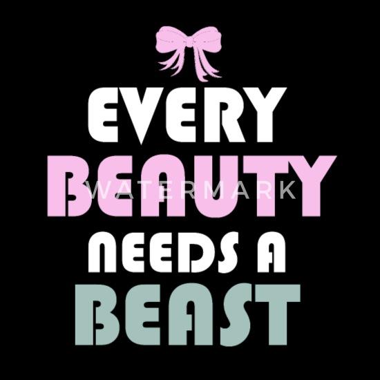 a2e158becd Design. Front. Design. Front. Design. Design. Front. Fashion Caps - Every  Beauty Needs a Beast T Shirt - Couple 2019 - Trucker Cap. Customize