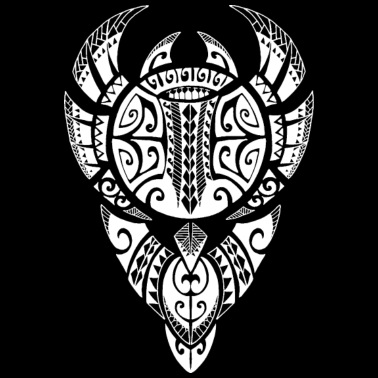 eb2f979c maori art tattoo t-shirt poloshirt bright - Trucker Cap