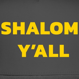 Shalom Y'all - Trucker Cap