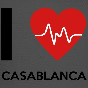 I Love Casablanca - Trucker Cap