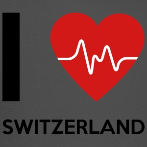 I Love Switzerland - Trucker Cap