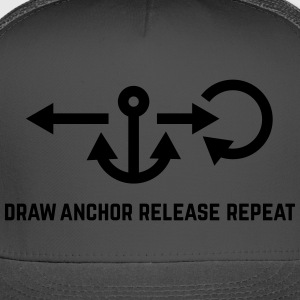 Shot Sequence Simplified - Trucker Cap