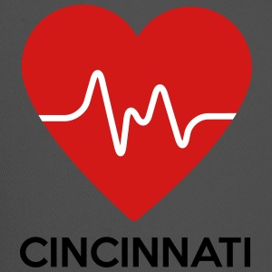 Heart Cincinnati - Trucker Cap