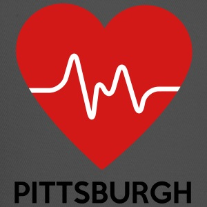 Heart Pittsburgh - Trucker Cap