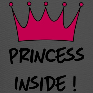 princess inside - Trucker Cap