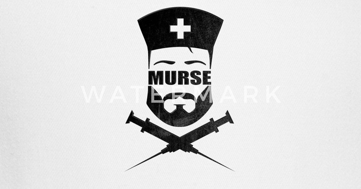 Murse Male Nurse Funny Graduation Gift Idea Trucker Cap Spreadshirt