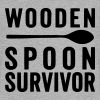 WOODEN SPOON SURVIVOR! - Women's Flowy Muscle Tank by Bella
