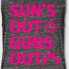 Sun's Out Guns Out - Women's Flowy Muscle Tank by Bella