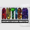 BEST Autism Design - Panoramic Mug